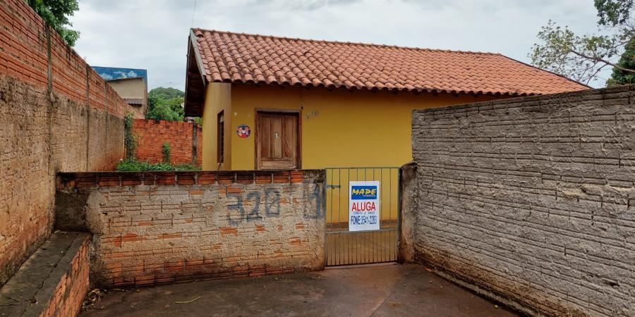Rua José de Oliveira Borges, 320